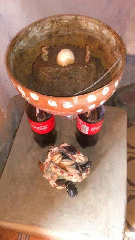 savon de correction du grand marabout BABA VIGAN TROM