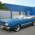 PLYMOUTH GTX 2door convertible Sinsheim (1)