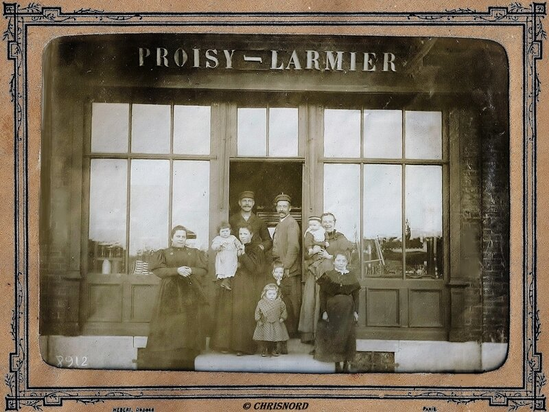 Anor-commerce 1896 Larmier-Proisy