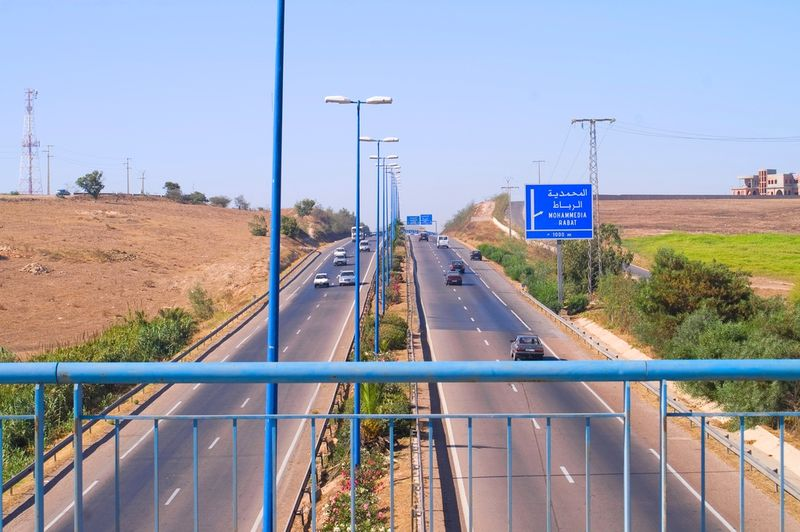 Traffic Rabat Périphérique