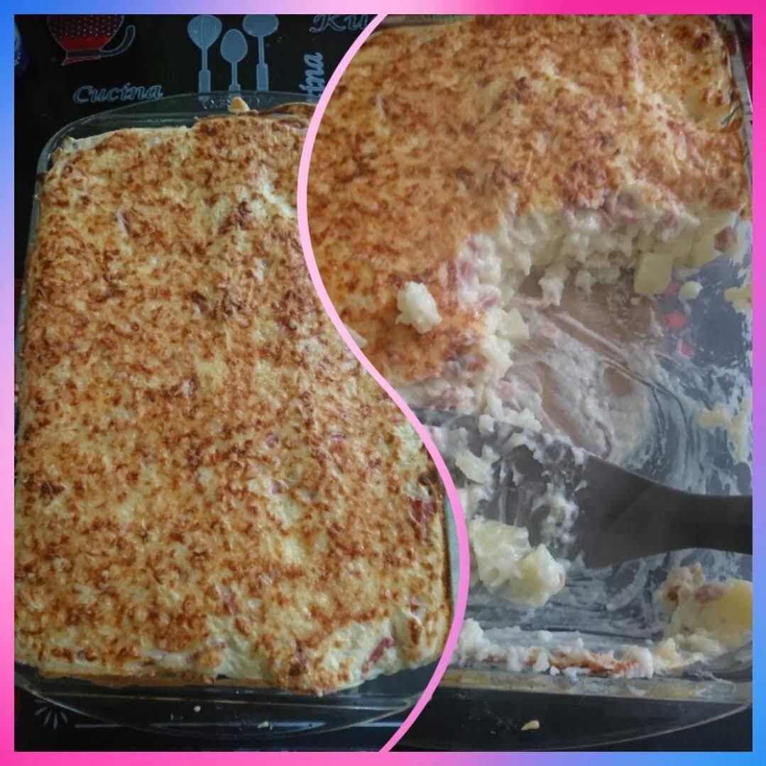 Gratin de chou-fleur et pommes de terre avec le Cookėo et le companion