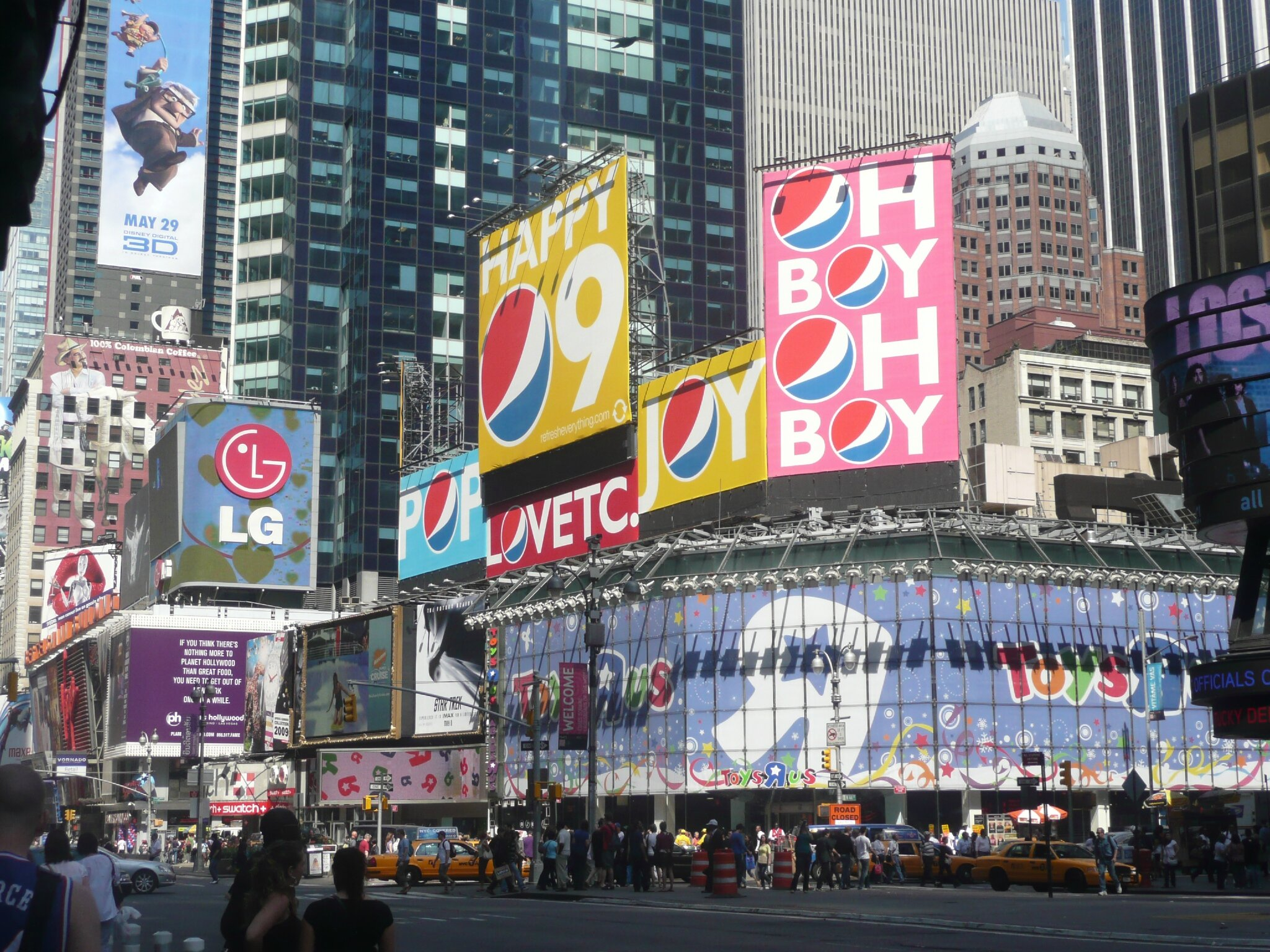 Time Square (3)