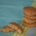 Biscuits au sarrasin, sans blé, sans oeuf