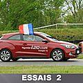 Slalom Le Coteau 2015 - Essais 2