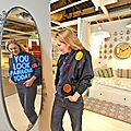 Ikea motivational mirror provides reflection, morale boost !