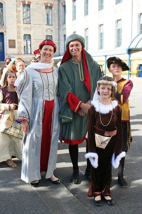 Fêtes historiques 2014 à Vannes (56)