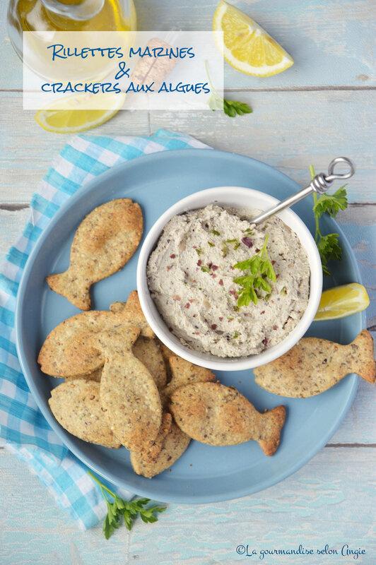 crackers vegan aux algues et rillettes aux algues végétales (1)