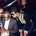 Recording - We Are The World, Stevie Wonder, Ray Charles, Michael Jackson - 1985
