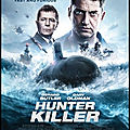 Cinéma - hunter killer (3/5)