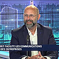 Interview transformation numerique de frederic fougerat