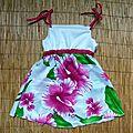 robe tahitienne Tamahina
