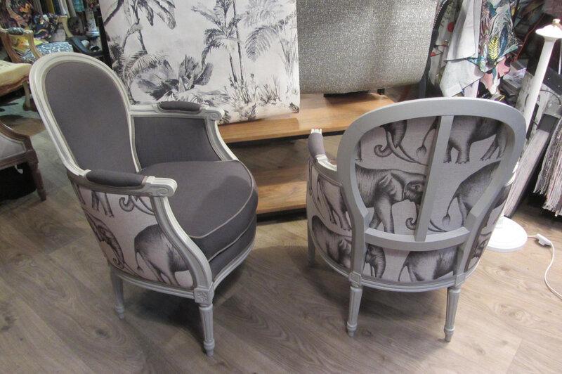 acheter des fauteuils Louis XVI