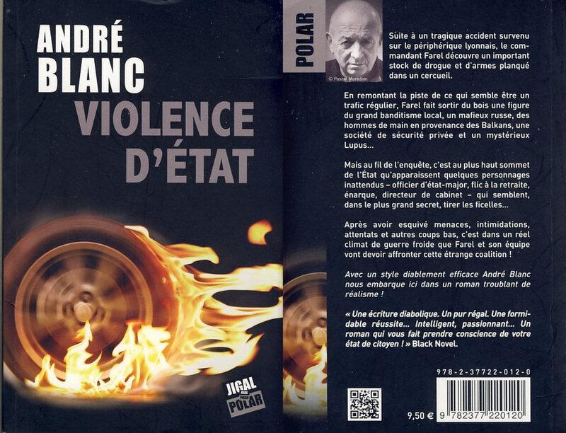 2 - Violence d'état - André Blanc