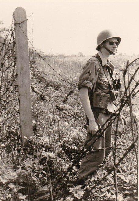 1964 Patrouille Mur à Lübars 001