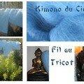 Kimono - Kidopale Fonty