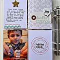 December daily 2014 | jours 3,4,5 et 6