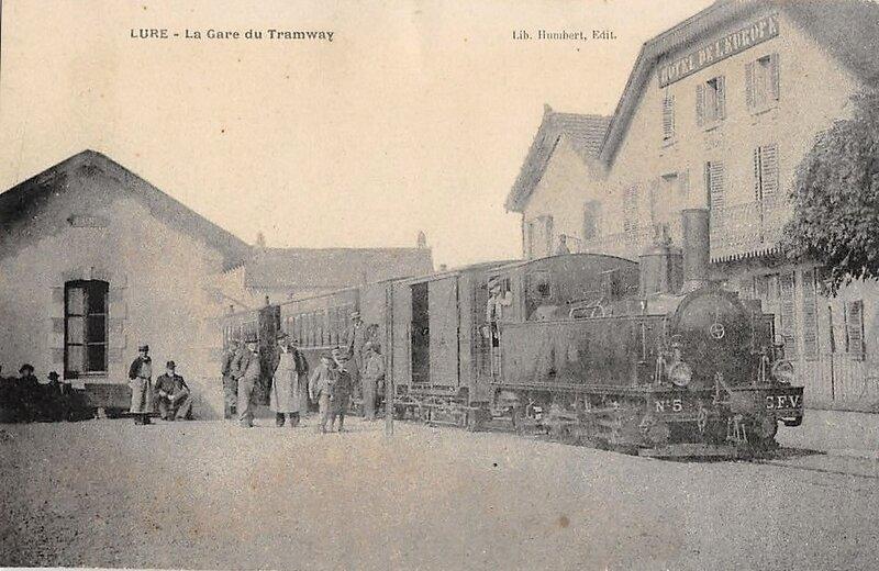 lure tramway station