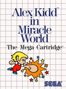 Alex Kidd In Miracle World 1