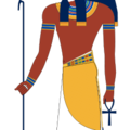 Egypte antique : khonsu