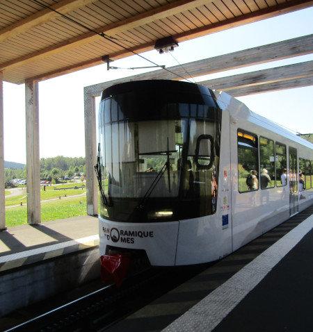 Train des Dômes