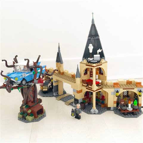 Lego Harry Potter ©Kid Friendly