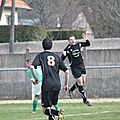 12.MATCH contre SANSAT 15/3/15