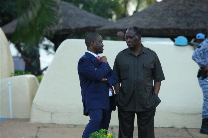 "Le chef rebelle Guillaume SORO Kigbafori avait donc passé ""un deal"" macabre avec son mentor Alassane OUATTARA"