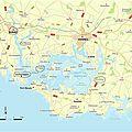 Vacances 2012 : le morbihan(acte ii)...de jolis endroits ... a lundi !
