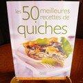50 meuilleures recettes de quiches
