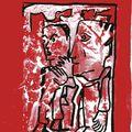 monotype sur rouge0013