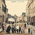 Avesnes sur helpe - la rue des prés ***