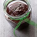 Pâte à tartiner au chocolat (3 ingrédients seulement !)