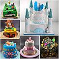 Quelques gâteaux...