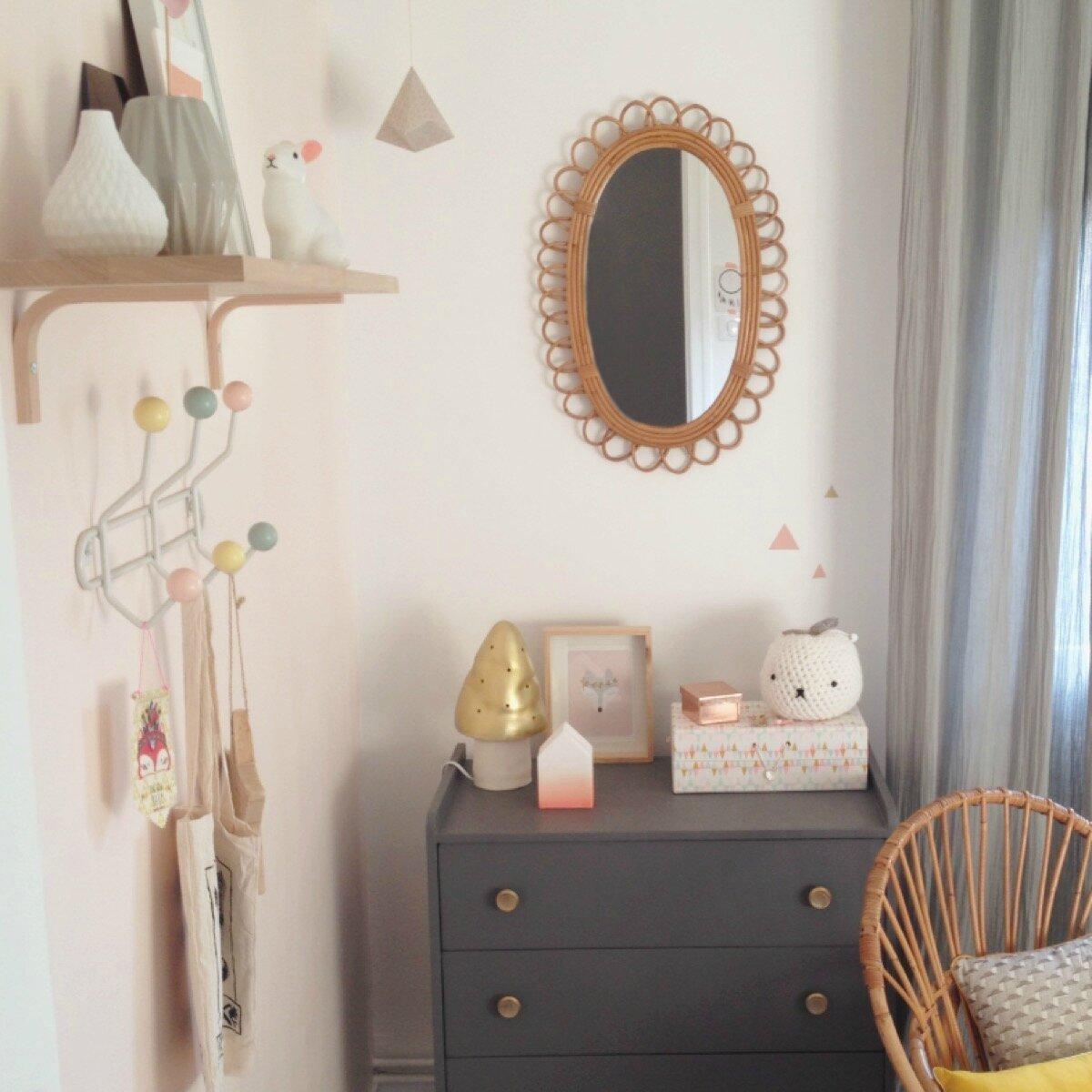 Deco Chambre Bebe Fille visite d'une chambre de bébé fille • - deco trendy