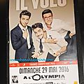 Il volo était à paris...