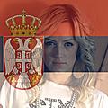 La serbie présente