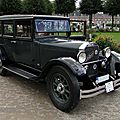 Mercedes benz type 8/38 stuttgart-1928