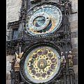 l'horloge 2 cadrans