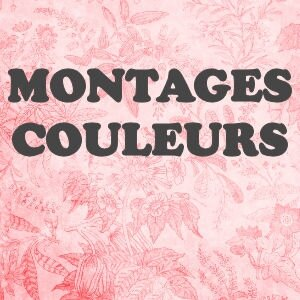 Album Montages couleurs