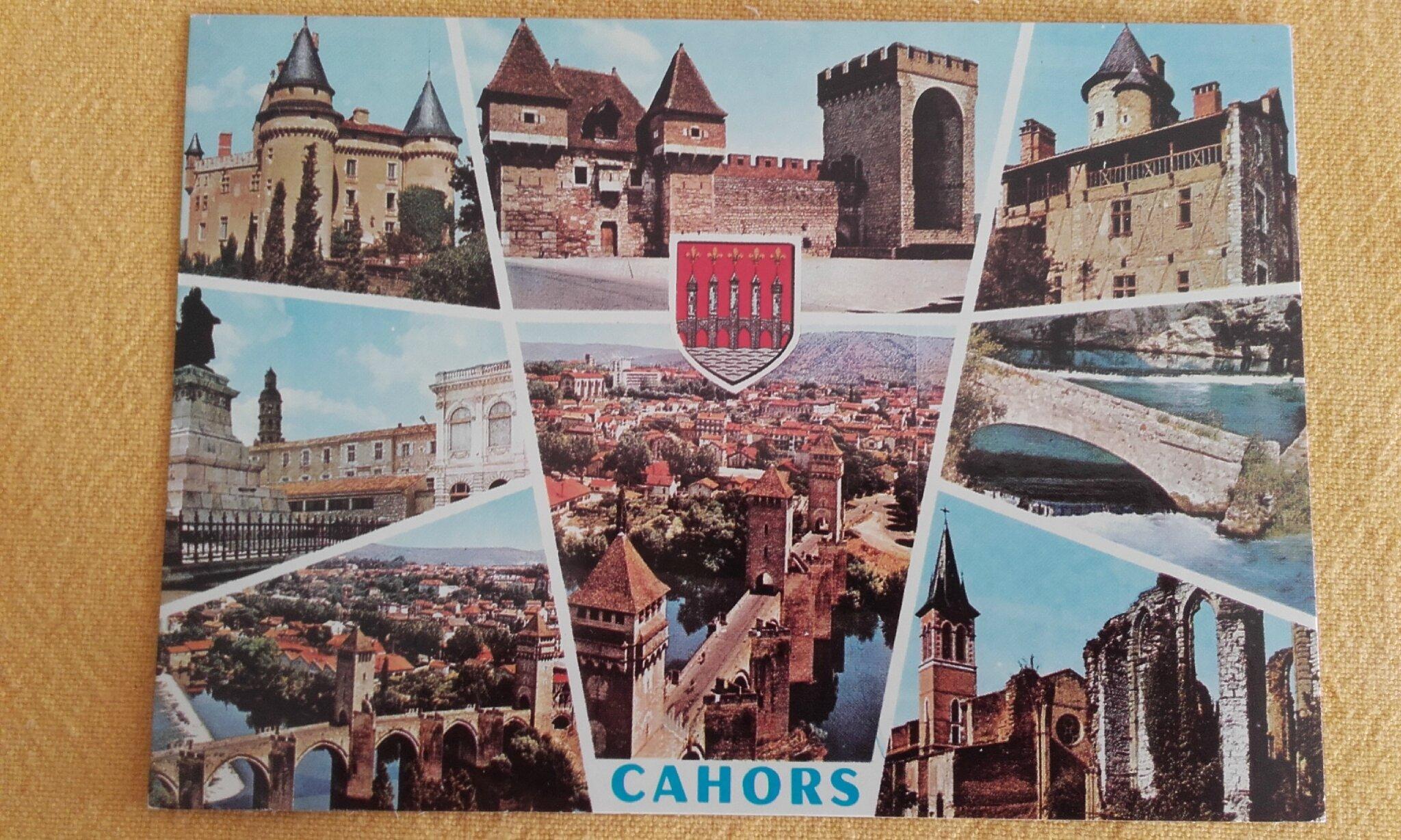 Cahors datée 1982