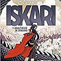 Asha tueuse de dragons (la légende d'iskari #1) de kristen ciccarelli
