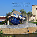 [carnet de voyage] welcome to florida - universal studios