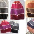 1 bonnet, 3 possibilités
