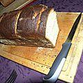 Mes pains de mie maison...