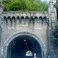 tunnel sous le château fort