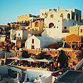 Voyage en Grèce ( Les Cyclades ) du 8 au 23.09.2001