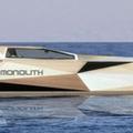 futuristic boat,futuristic boat concept,futuristic tender,futuristic vessel,vessel design,tender design,tender boat concept,french designer,cars design,luxury speed boat,luxury motorboat ,jeune designer 3
