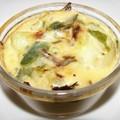 Clafoutis poireaux /camembert