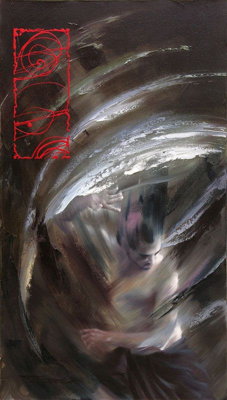 Fidel Garcia - Mexican Figurative and Abstract Expressionist painter - Tutt'Art@ (9)