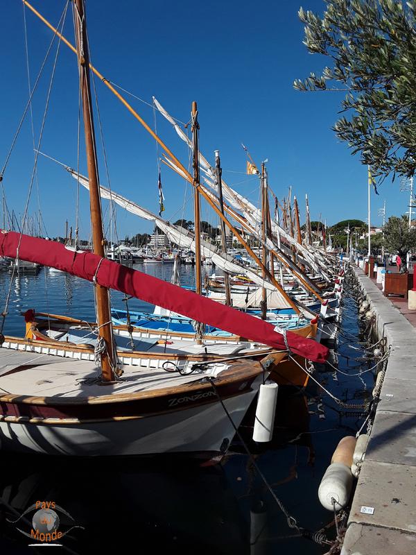 Le port de Bandol